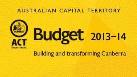 ACT-Budget-2013-14