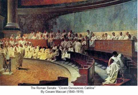 The Greek Senate